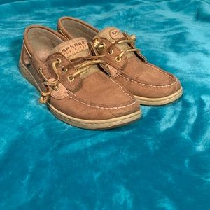 Sperry Topsider Songfish boat shoe GUC